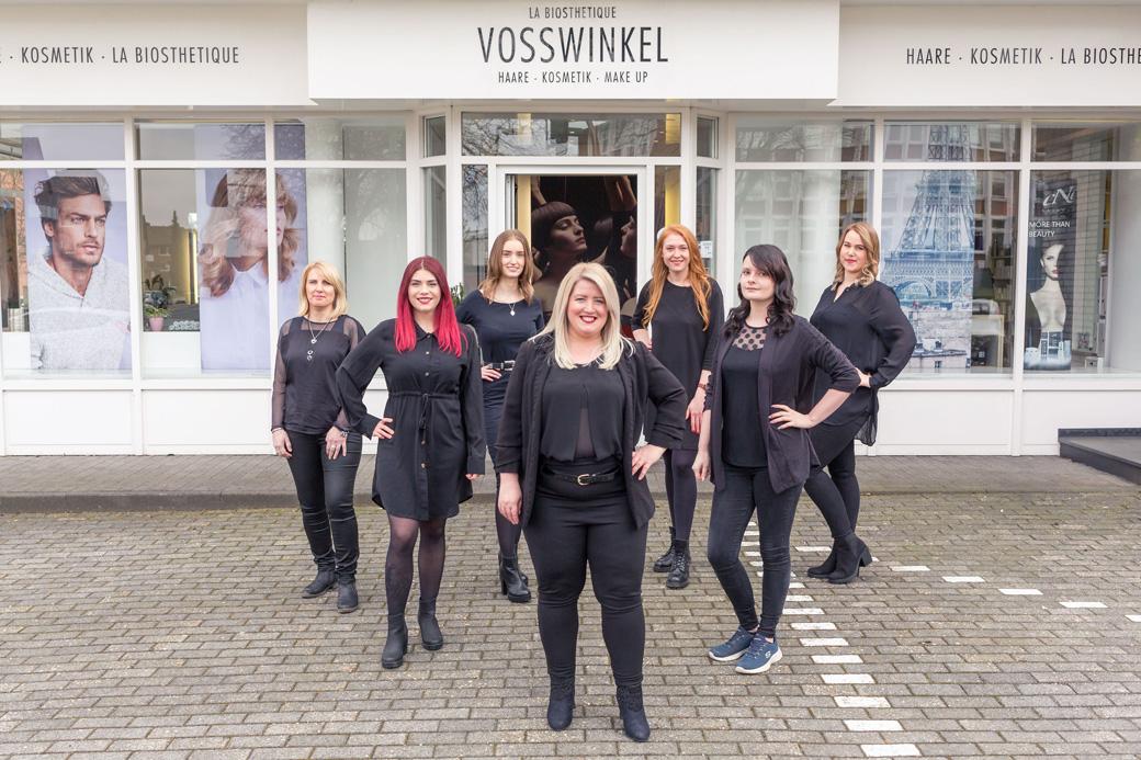 Friseur Luedinghausen Team