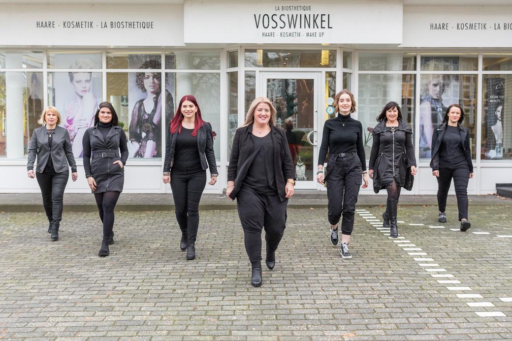 Friseur Lüdinghausen Team